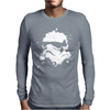 Ink Blast Stromtrooper Star wars Mens Long Sleeve T-Shirt