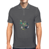 Ink Totoro's friends Mens Polo