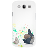 Ink Totoro's friends Phone Case