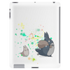 Ink Totoro's friends Tablet (vertical)