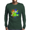 Ink your Turf Mens Long Sleeve T-Shirt