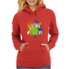 Ink your Turf Womens Hoodie