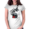 Inked As F#@K Womens Fitted T-Shirt