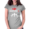 Inspire One Womens Fitted T-Shirt