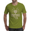 INSPIRED BY ALIENS FREE HUGS SCI-FI FILM FUNNY UNOFFICAL Mens T-Shirt