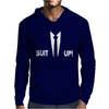 Inspired by How I Met Your Mother, Barney Suit Up Funny Mens Hoodie