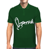 INSPIRED BY SUMMER HEIGHTS HIGH DICTATION FUNNY Mens Polo