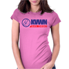 inspired by the classic film Anchorman - Womens Fitted T-Shirt