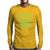inspired by the film Bladerunner - Tyrell Corporation Mens Long Sleeve T-Shirt