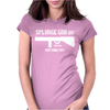 inspired by the film - Bugsy Malone Womens Fitted T-Shirt