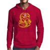 inspired by the film Karate Mens Hoodie