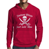 Instant Pirate Just Add Rum Mens Hoodie