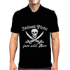 Instant Pirate Just Add Rum. Mens Polo