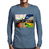 Interaction Mens Long Sleeve T-Shirt