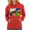 Interaction Womens Hoodie