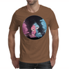 Intercosmic Christmas by Rouble Rust Mens T-Shirt
