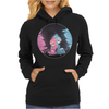 Intercosmic Christmas by Rouble Rust Womens Hoodie