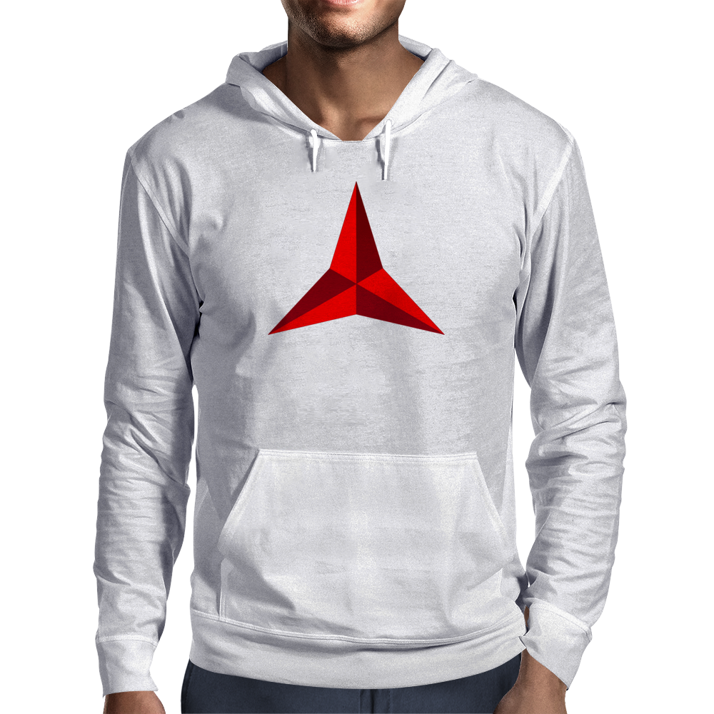 International Brigades Spain Mens Hoodie