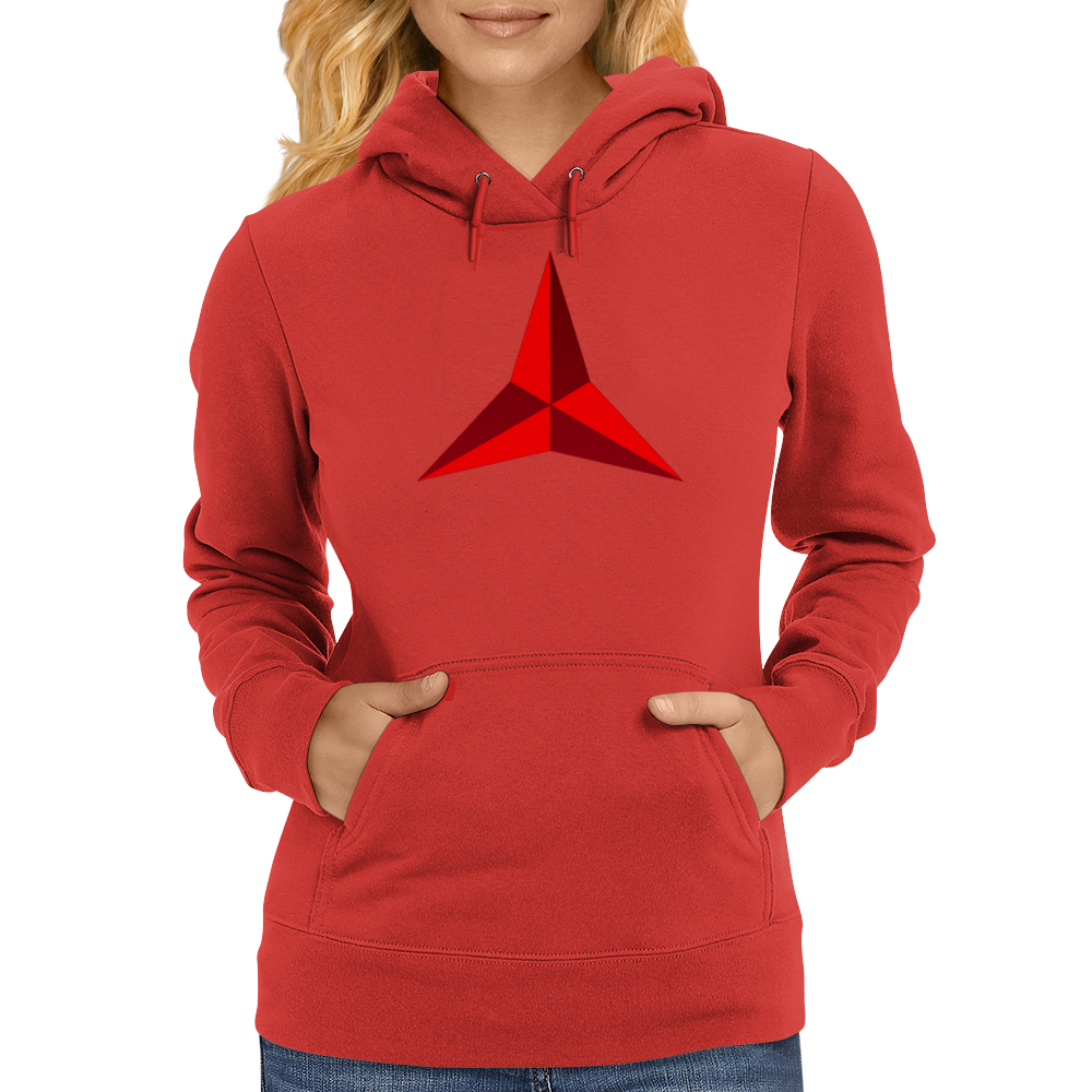International Brigades Spain Womens Hoodie
