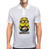 INTERNATIONAL RUGBY WORLD CUP 2015 MINIONS GRU T SHIRT T-SHIRT CYMRU WALES WELSH Mens Polo