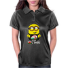INTERNATIONAL RUGBY WORLD CUP 2015 MINIONS GRU T SHIRT T-SHIRT CYMRU WALES WELSH Womens Polo
