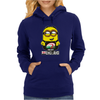 INTERNATIONAL RUGBY WORLD CUP 2015 MINIONS GRU T SHIRT T-SHIRT ENGLAND ENGLISH Womens Hoodie