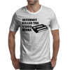 Internet Killed The Video Store Mens T-Shirt