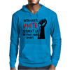 Introverts Unite Separately at Home Mens Hoodie