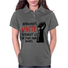 Introverts Unite Separately at Home Womens Polo