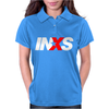 Inxs Retro Music Womens Polo