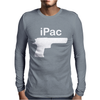 iPac Gun Mens Long Sleeve T-Shirt