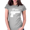 iPac Gun Womens Fitted T-Shirt