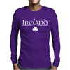 Ireland Mens Long Sleeve T-Shirt