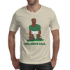 Ireland Rugby 2nd Row Forward World Cup Mens T-Shirt