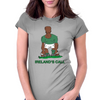 Ireland Rugby 2nd Row Forward World Cup Womens Fitted T-Shirt