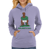 Ireland Rugby 2nd Row Forward World Cup Womens Hoodie