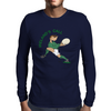 Ireland Rugby Back World Cup Mens Long Sleeve T-Shirt