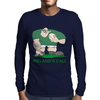 Ireland Rugby Forward World Cup Mens Long Sleeve T-Shirt