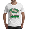 Ireland Rugby Forward World Cup Mens T-Shirt