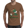 Ireland Rugby Kicker World Cup Mens T-Shirt