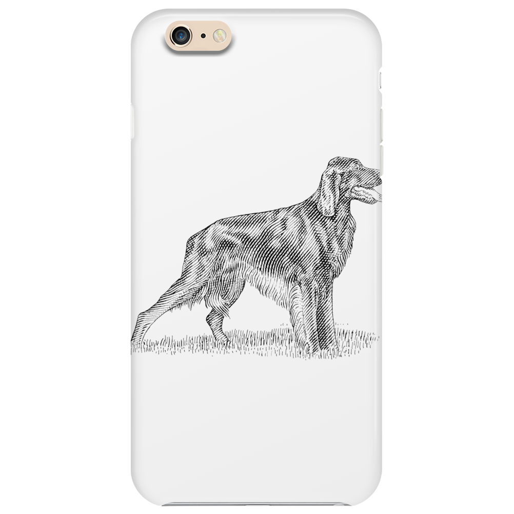 Irish Setter art Phone Case