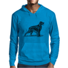 Irish Setter Dog Breed Mens Hoodie