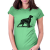 Irish Setter Dog Breed Womens Fitted T-Shirt