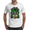 Irish Skull Trio: Erin Go Home, Yer Drunk Mens T-Shirt