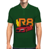Iron Audi R8 Mens Polo