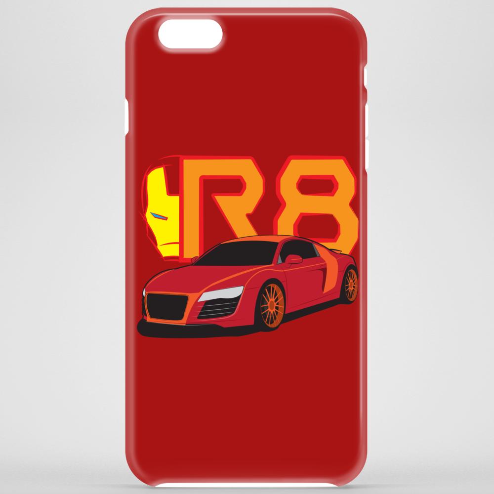 Iron Audi R8 Phone Case