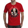 Iron Brewed Coffee Mens T-Shirt