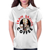 Iron Brewed Coffee Womens Polo