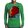IRON HELMET FOR LIFE Mens Long Sleeve T-Shirt