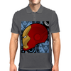 IRON HELMET FOR LIFE Mens Polo